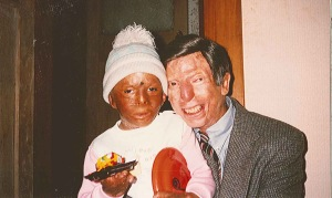 Page 3 -Alan Breslau with child